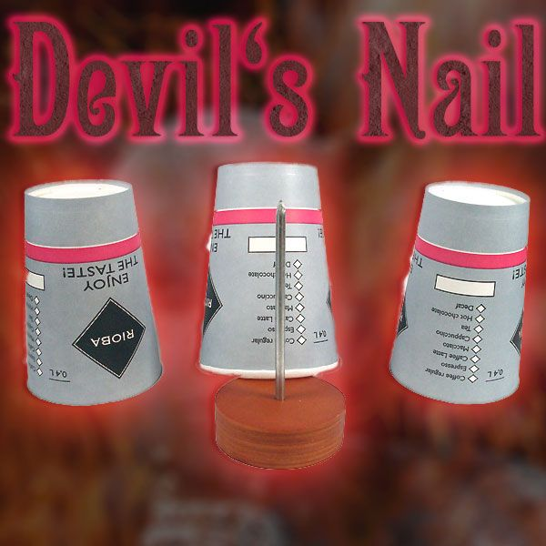 Devils Nail Zaubertrick Stand-Up