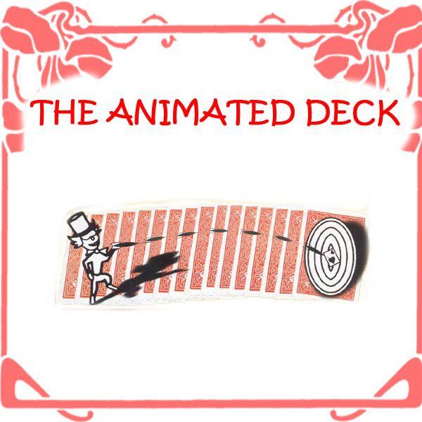 Animated Deck Kartentrick