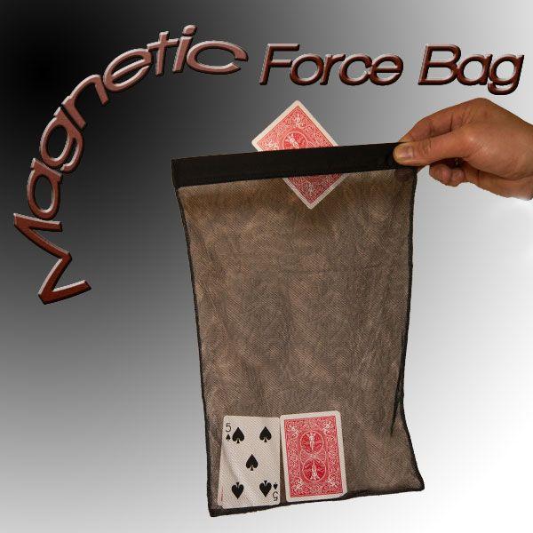 Magnetic Force Bag Zaubertrick für Mentalisten