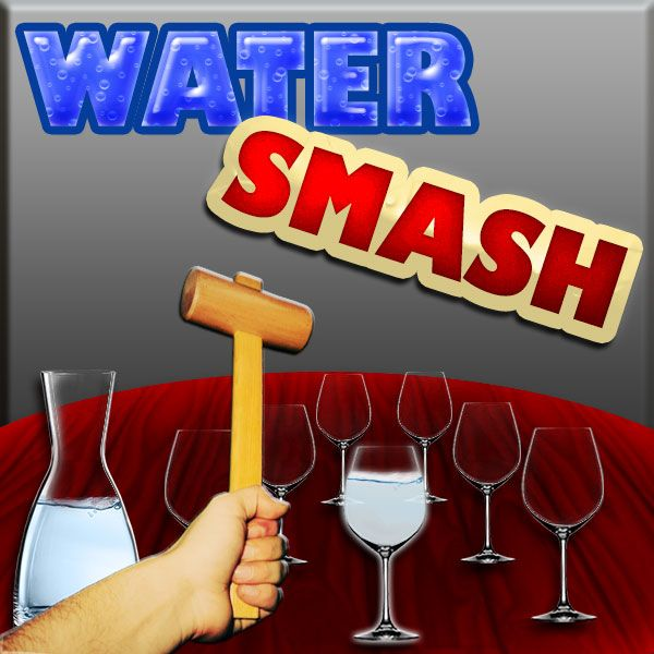 Water Smash -Dowsing Hammer Zaubertrick Kreis