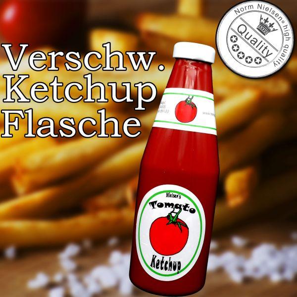 Verschw. Ketchup Flasche - Norm Nielsen Stand-Up