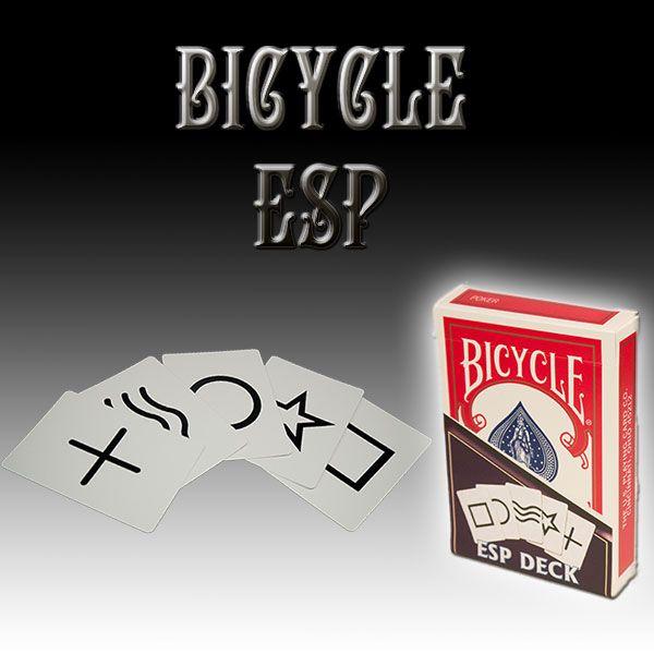 Bicycle ESP Kartenspiel für Mentalisten