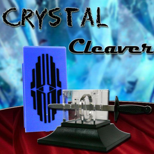 Crystal Cleaver Tenyo Zaubertricks für Anfänger