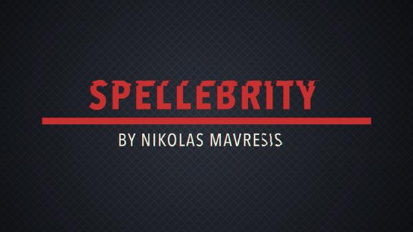Spellebrity by Nikolas Mavresis video DOWNLOAD
