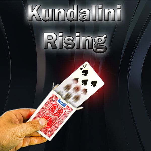 Kundalini Rising von Jeff McBride