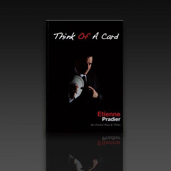 Think of a Card - Etienne Pradier Zauberbuch