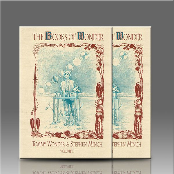 Books of Wonder Vol. I + II Zauberbuch