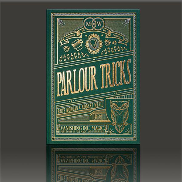 Parlour Tricks by R. Morgan and R. West Zauberbuch