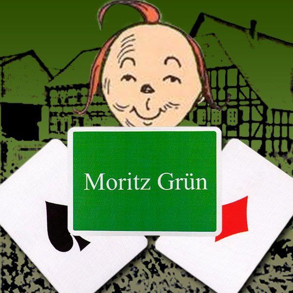 Moritz Grün Kartentrick mit Vortrag von Punx