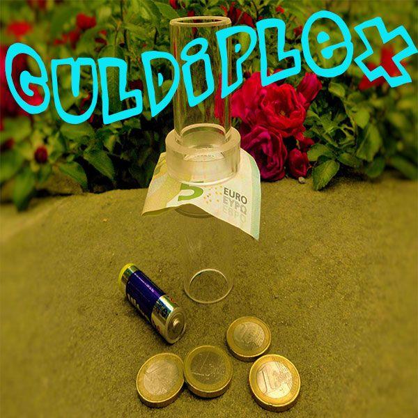 Guldiplex Zaubern mit Münzen Zaubertrick