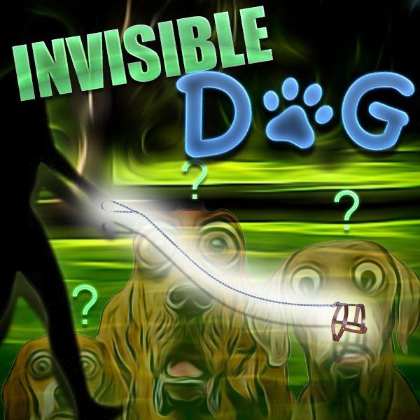 Invisible Dog Comedy für Zauberkünstler