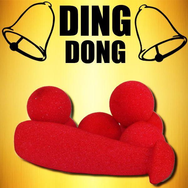 Ding Dong Sexy Surprise Zaubertrick für Erwachsene