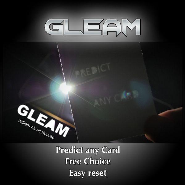 Gleam by William Alexis Houcke Kartentrick