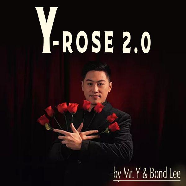 Y-Rose - Bond Lee Zaubertrick für die Bühne