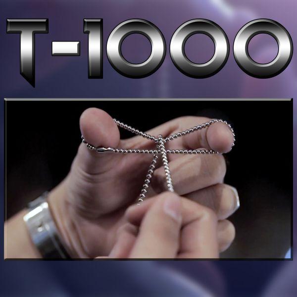 T-1000 Zaubertrick Close UP