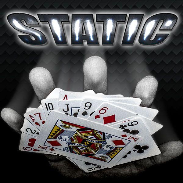 Static Kartentrick