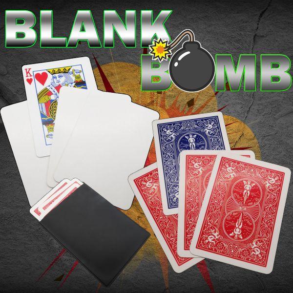 Blank Bomb Kartentrick