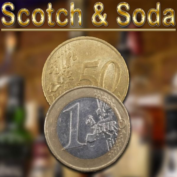 Scotch and Soda magnetic