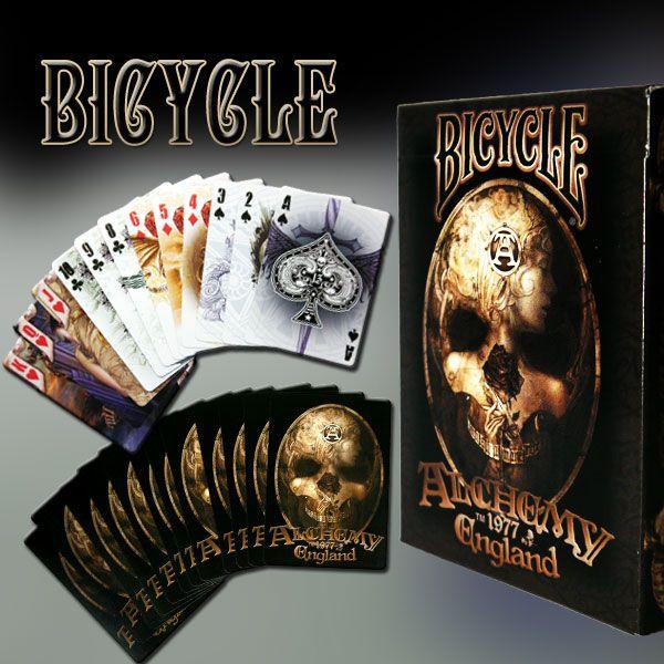 Bicycle Alchemy Kartenspiel