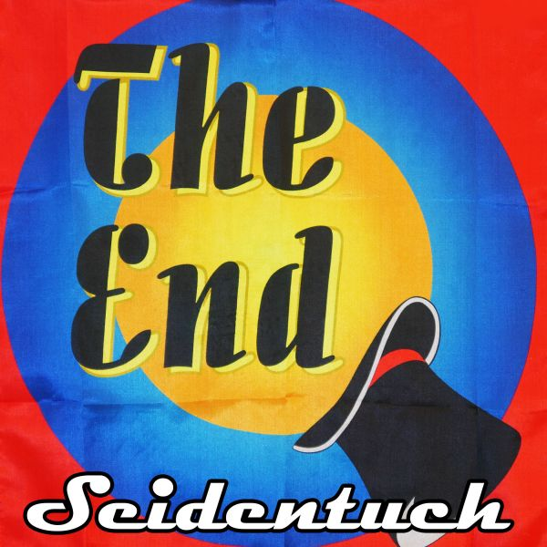 """Ende Tuch """"The End"""""""