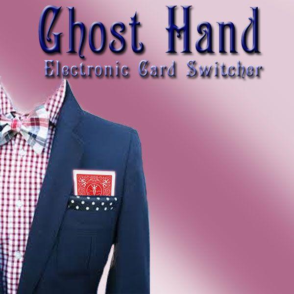 Ghost Hand - Electronic Card Switcher Zauberzubehör