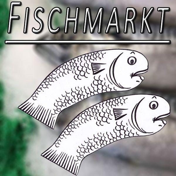 Fischmarkt Zaubertrick