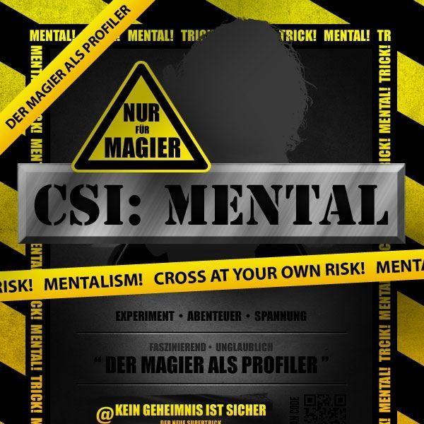 CSI: mental Mentaltrick