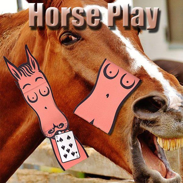 Horse Play Zaubertrick und Gag