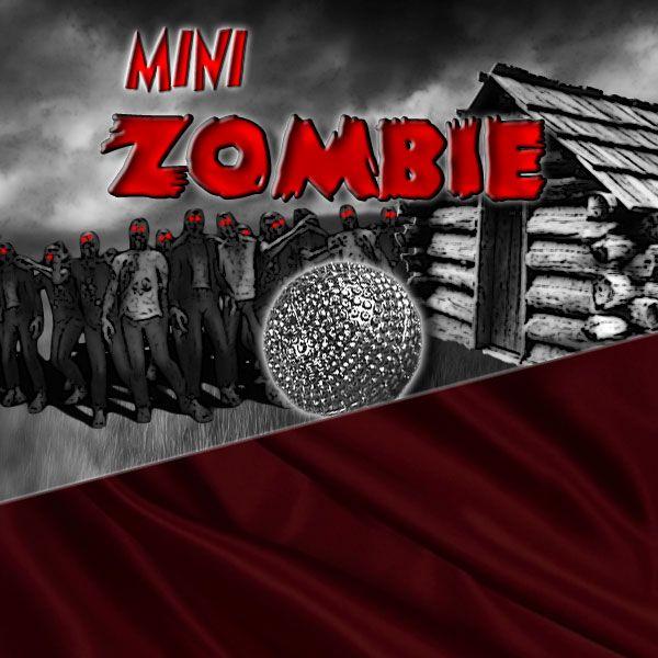 Mini Zombie Zaubertrick