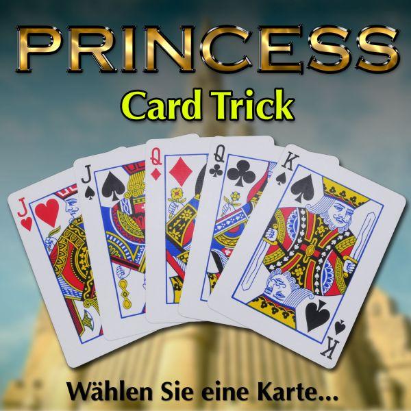 Princess Card Trick - Daryl