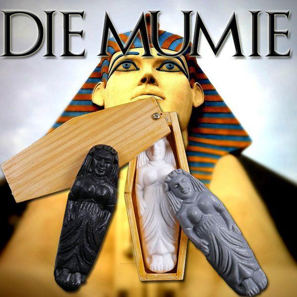 Die Mumie Zaubertrick für Anfänger