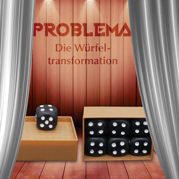 Dice Transformation Box Problema Zaubertrick