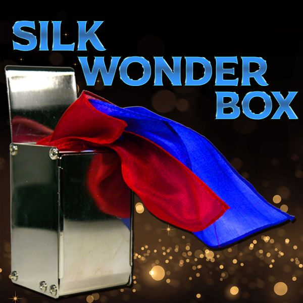 Silk Wonder Box Zaubertrick Stand-Up