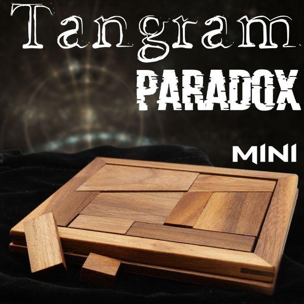 Mini Tangram Paradox Zaubertrick CloseUp