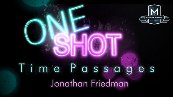 MMS ONE SHOT - Time Passages by Jonathan Friedman video DOWNLOAD