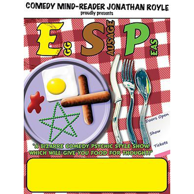 Egg, Sausage & Peas ESP by Jonathan Royle - eBook DOWNLOAD