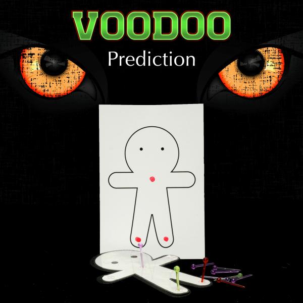 Voodoo Prediction by JL Magic Zaubertricks für Anfänger Close Up