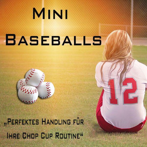 Mini Baseballs