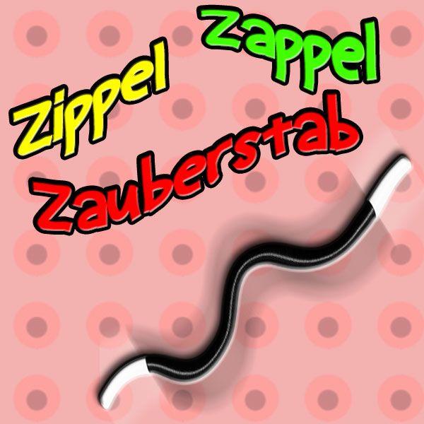 Zippel-Zappel-Zauberstab Zubehör für Zauberkünstler