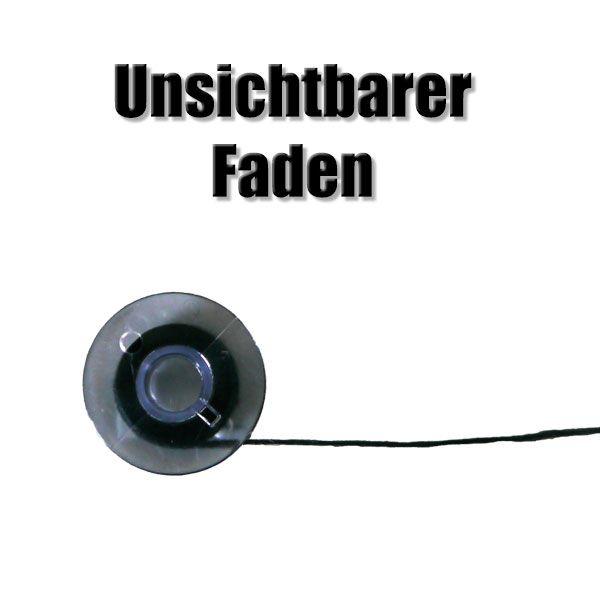 Unsichtbarer Faden - gebündelt Zauberzubehör CloseUp
