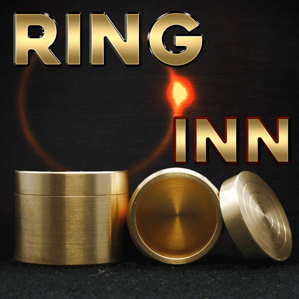 Ring Inn Zaubertrick Close-Up