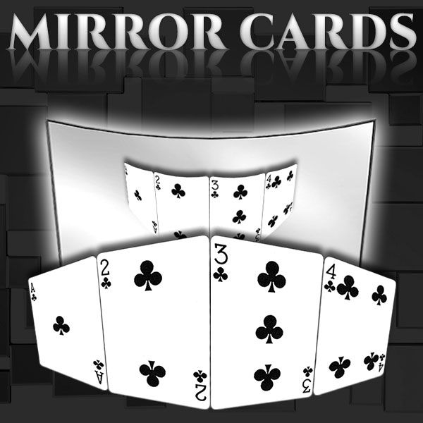 Mirror Cards Kartentrick