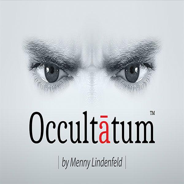 Occultatum by M. Lindenfeld Mentaltrick