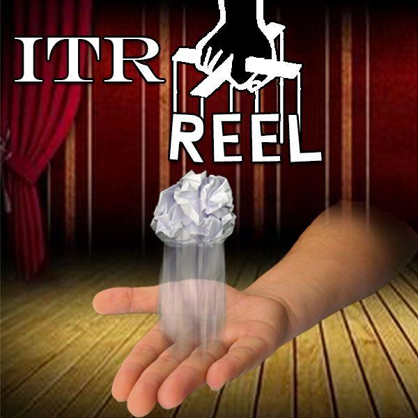 ITR Reel Schwebegimmick Stand-Up