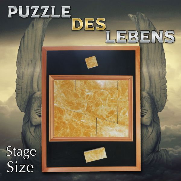 Puzzle des Lebens - Stage Zaubertrick Stand-Up