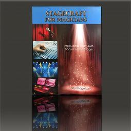Englisches Buch über die eigene Bühnenshowgestaltung. Schwerpunkt Technik/Licht.