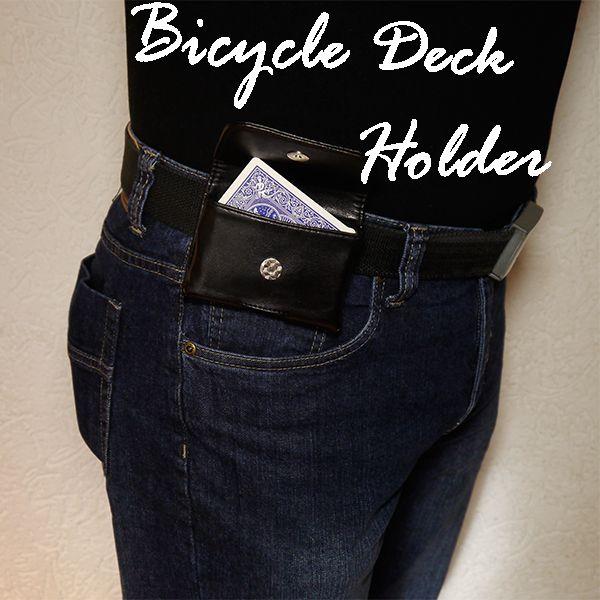 Bicycle Deck Holder