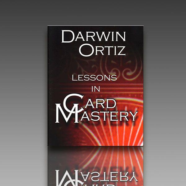 Lessons in Card Mastery by Darwin Ortiz Zauberbuch