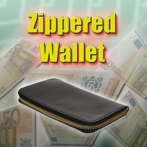 Zippered Wallet - Le Paul Wallet Briefftasche für Zauberkünstler