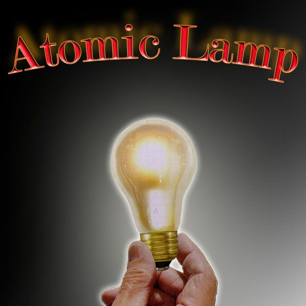 Atomic Lamp Zaubertrick Stand Up